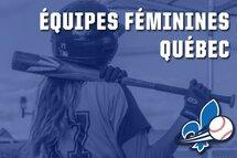 Dernière étape pour les équipes féminines du Québec