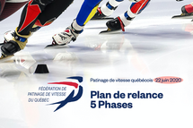 Mise à jour – Plan de relance du patinage de vitesse québécois