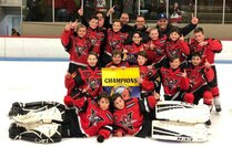 PEE-WEE A #1 CHAMPION