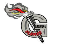 Crédit photo : Les Flames de Gatineau - LHJAAAQ
