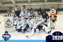 Forts de Chambly peewee AA - Champions du Tournoi Provincial Peewee de Chambly