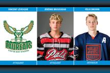 [Hockey coll. masculin div.1] Les étoiles de la semaine 12 dévoilées !