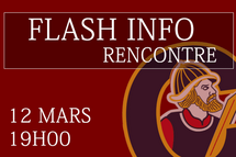 UNE SÉANCE D'INFORMATIONS EN VUE DE LA SAISON 2018-19 AINSI QUE LES DÉTAILS POUR LES PROGRAMMES U12-13-14-15 PRÉVUE LE 12 MARS PROCHAIN.