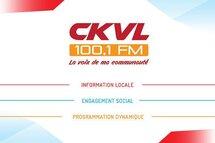 CKVL 100.1 FM