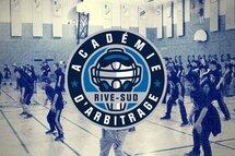 Connaissez-vous l'Académie d'arbitrage de la Rive-Sud?