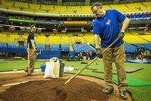 Le Stade olympique répond aux normes du baseball majeur
