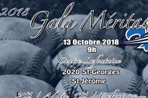 Gala Méritas 2018