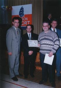 Gérard Bélanger,Jean-Pierre Fillion,Sylvain Gagné