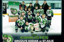 Grizzly Kodiak Novice A
