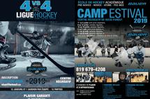 4vs4 et camp estivaux 2019
