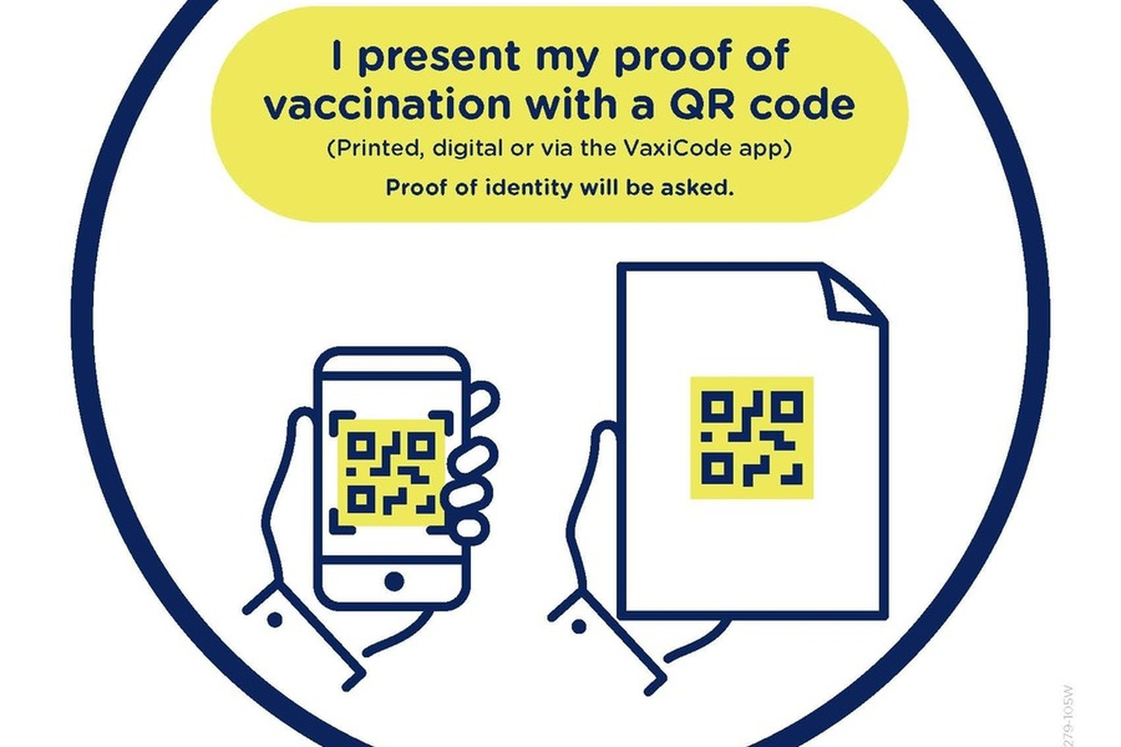 Questions and answers Vaccine passport