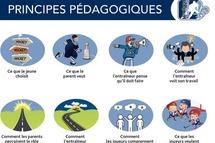 Les principes pédagogiques de l'entraîneur