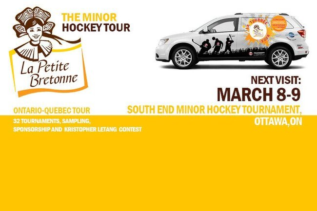 Next Visit: South End Minor Hockey
