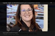 Archives Le Quotidien, Jeannot Lévesque