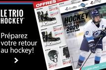 Sports Rousseau, Hockey Experts et l'Entrepôt du Hockey, vos destinations pour tous vos besoins hockey