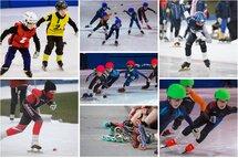 Je soutiens le patinage de vitesse québécois