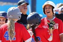 3 Québécoises invitées à un camp de baseball féminin de la MLB!