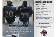 Journée d'initiation au Hockey luge