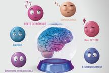 Sensibilisation : Commotions cérébrales