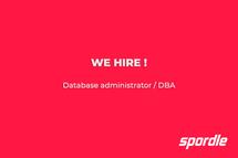 Database administrator / DBA