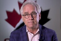 Tom Renney, chef de la direction de Hockey Canada