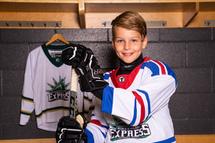 La 6e Édition de l'École de Hockey de l'Express - Un Succès