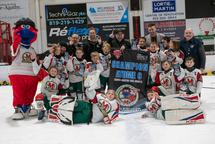 Les Montagnards Atome C1 remportent la 2e édition du tournoi Pierre-Fournelle