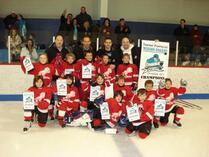 Tournoi Provincial de Hockey Mineur de Masson-Ange