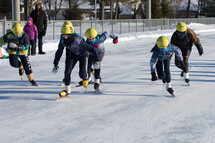 Rappel - S'amuser dehors sur ses longues lames à Blainville! (dès le 22 janvier)