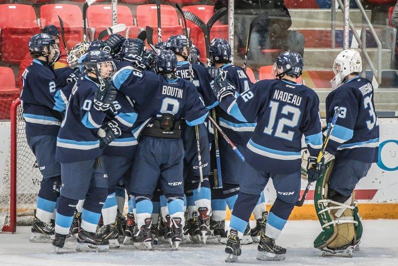 Une fiche parfaite et le premier rang du groupe A pour Équipe Québec