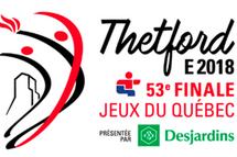Composition de l'équipe des jeux du Québec