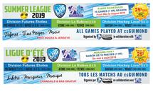 Ligue d'été 2019
