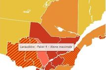 Lanaudière bascule en zone rouge!