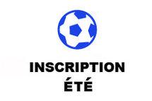 Inscription pour le soccer été 2019