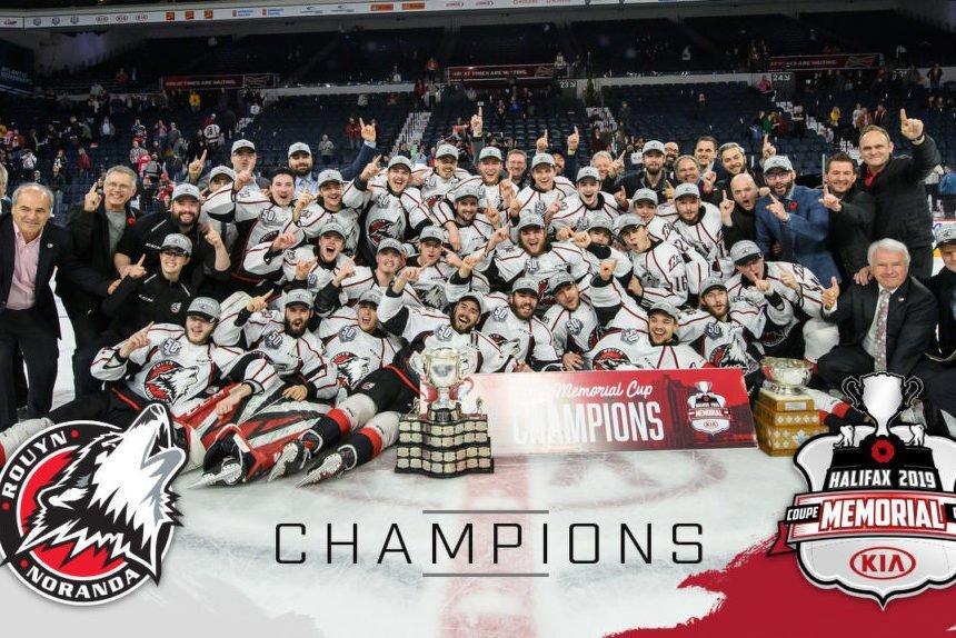Les Huskies reviennent de l'arrière pour remporter leur première Coupe Memorial