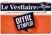 Le Vestiaire | Offre d'emploi