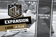 EXPANSION DE LA LIGUE H-PLUS!