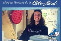 Marquer l'histoire de la Côte-Nord : Olivier Paradis