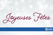Basketball Québec vous souhaite un Joyeux Temps des Fêtes