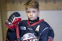 Les 20 meilleurs pee-wee du Québec: Mavrick Brunet, un «hockey IQ» remarquable