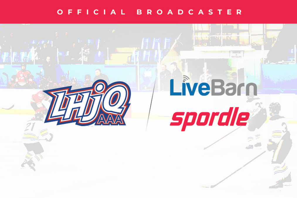 LiveBarn system selected as official and exclusive broadcaster of the LHJAAAQ