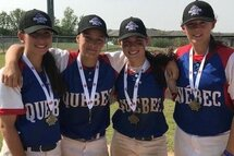 LSL girls golden at 21U Nationals