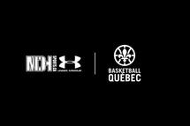 Basketball Québec annonce son partenariat avec Under Armour et MDH Sports