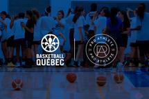 PRO ATHLETE nouveau partenaire de Basketball Québec