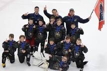 Tournoi Mite Invitational, Boston USA