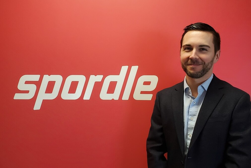 Spordle appoints new Director of Communications and Marketing, Patrick Marineau