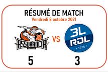 L'Assurancia marque quatre buts sans riposte et gâche la soirée d'ouverture des 3L
