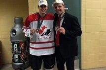 Gilles Bouchard pilotera l'Équipe Canada Rouges Défi mondial de hockey des M17