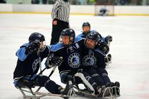 Parahockey: les avantages d'une deuxième famille