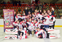Grands-ducs Pee wee BB Champions